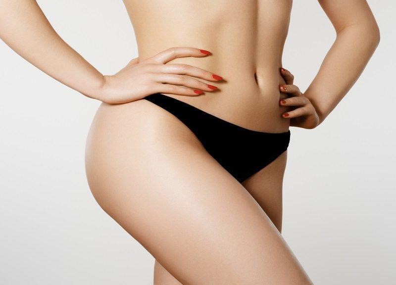 efekty zabiegu usuwania cellulitu