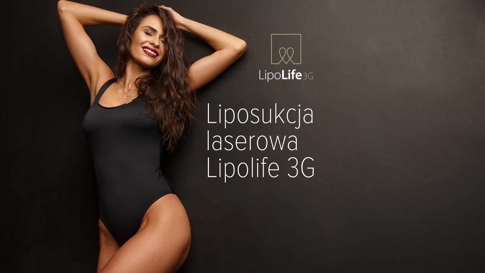Usuwanie tkanki tluszczowej Lipolife 3g MediArt Clinic Poznan